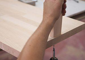 atornilla madera