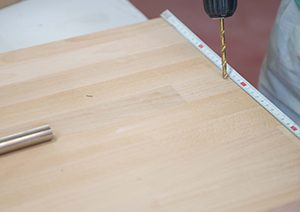 taladrar madera