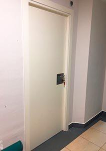puerta habitacion