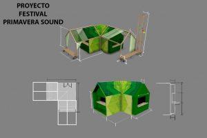 Proyecto de Heineken encargado a Inteldecor