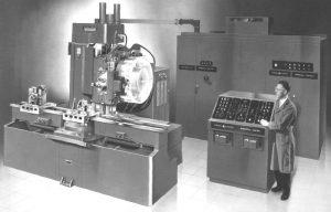 Maquinaria por control numerico