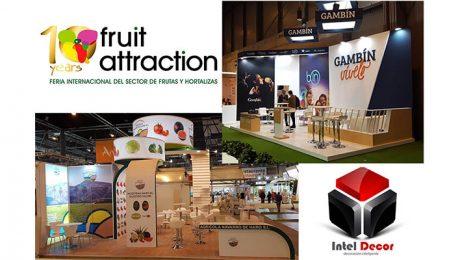 Stands en Fruit Attraction