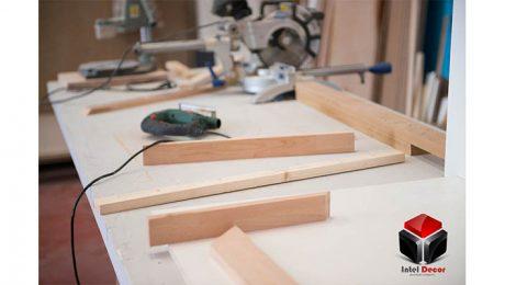 Trabajos de madera